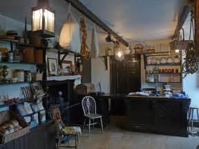 victorian shop interior  morwellham  robin drayton