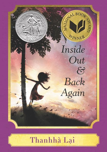 inside out and back again book report inside out and back again a classic thanhha lai