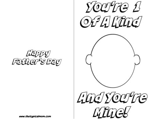 printable free fathers day cards free printable fathers day card 183 the typical mom
