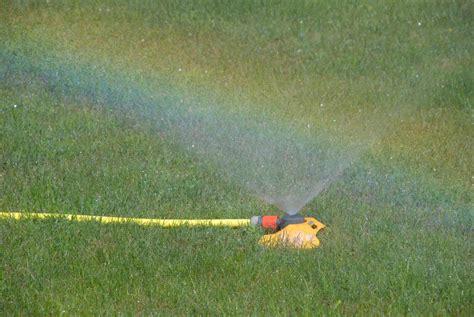 Garden Hose Sprinkler Sprinkler Juice Automating Your Lawn Sprinklers With A