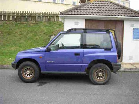Suzuki Vitara 1998 by Suzuki 1998 Vitara Jx H Top Blue Car For Sale