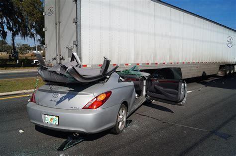 car crash ocala fl ocala post citra in critical condition following u s