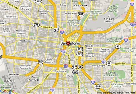 map of downtown san antonio texas map of la quinta inn suites san antonio downtown san antonio