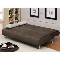 coaster furniture 300276 transitional sleeper futon sofa