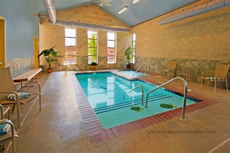 in door pool evens construction pvt ltd compact indoor swimming pools