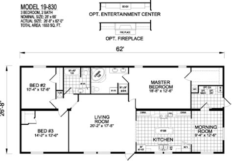 inspiring titan mobile home floor plans photo kaf mobile