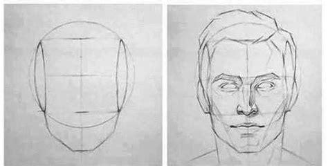 imagenes para dibujar rostros forma basica para dibujar rostros a lapiz paso a paso 2