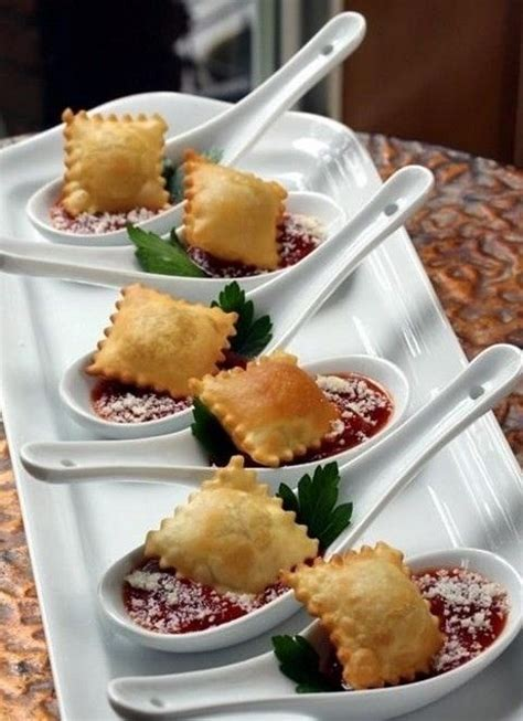 25  best ideas about Wedding Appetizers on Pinterest