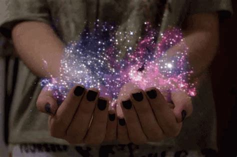 magic glitter gif find amp share on giphy