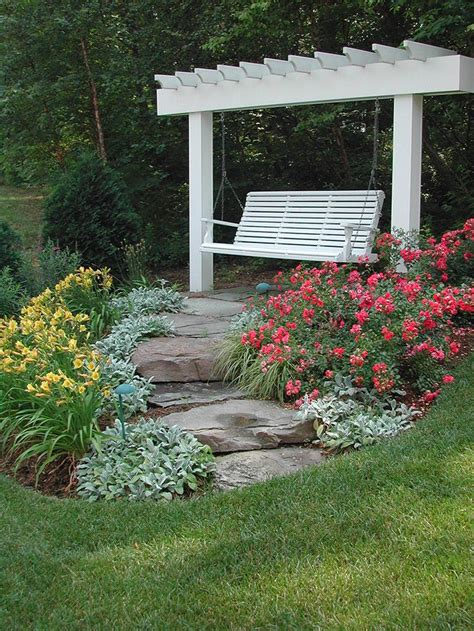Backyard Yard Ideas 25 Best Landscaping Ideas On Front