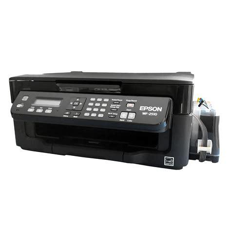Ink Jet Epson L805 Print Wifi epson ink jet epson wf2510 tank