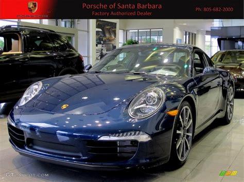 porsche night blue 2012 dark blue metallic porsche 911 carrera s coupe