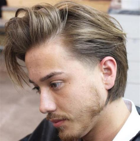 male bob hairstyle 50 stately long hairstyles for men