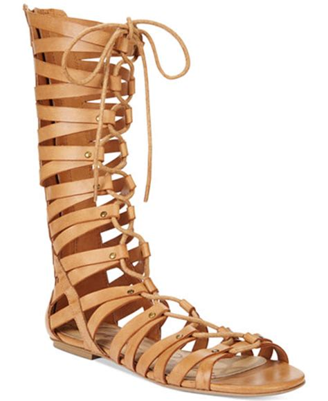 macy s gladiator sandals american rag lace up gladiator sandals only at macy