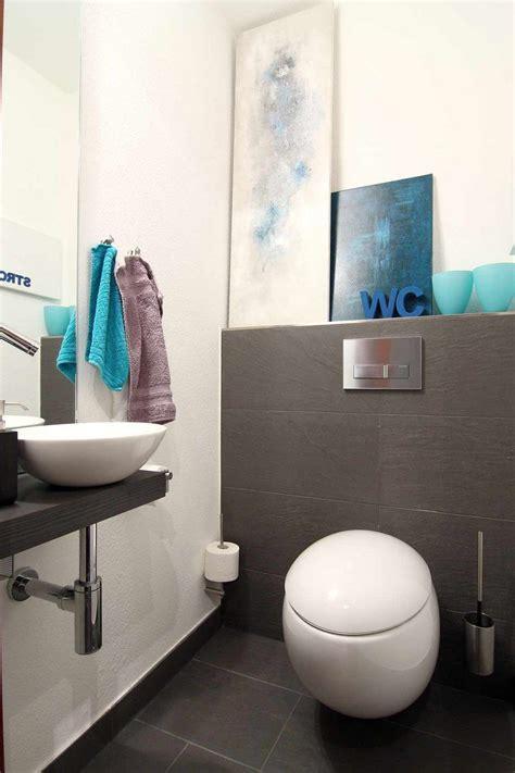 gaeste wc fliesen oder streichen haus design ideen