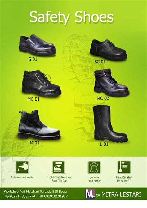 Sepatu Safety Hoggs produksi baju export harga lokal