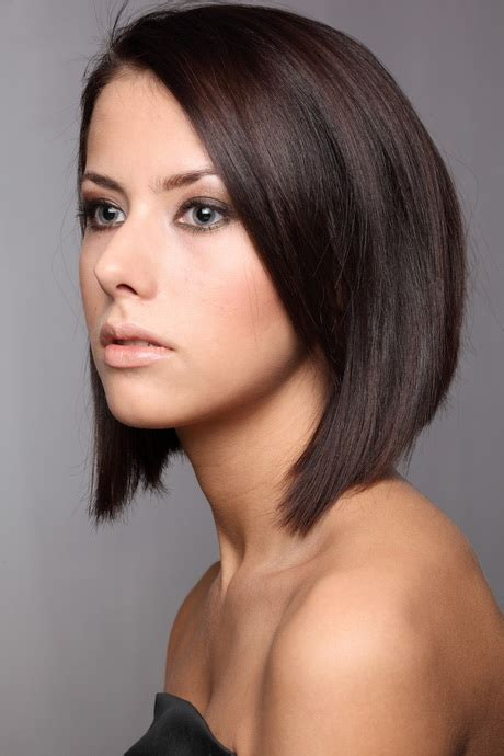 Coupe Cheveux Brune by Coiffure Brune Mi