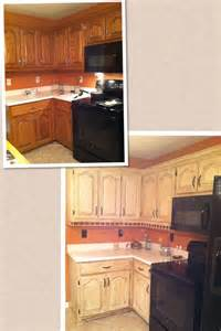 Chalk Paint Kitchen Cabinets Before And After Before And After Chalk Paint These Are Basically Our Exact Cabinets Kitchen Remodel