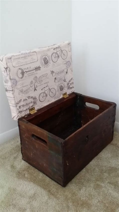 diy outdoor ottoman 25 best ideas about crate ottoman on pinterest diy