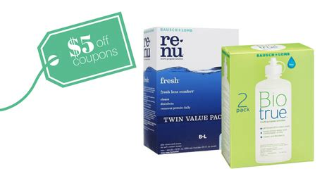 Target 5 Gift Card Promotion - new 5 off contact solution coupons a target gift card deal southern savers