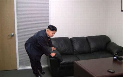 couch interviews one comfy couch kim jong un know your meme