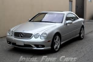 ideal cars used 2003 mercedes cl500 amg sport