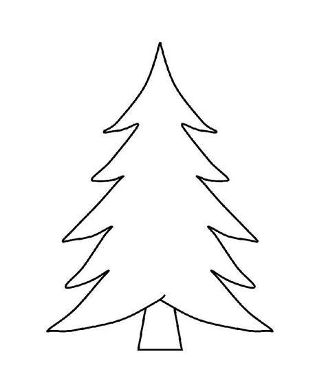 christmas tree clipart coloring page geography blog christmas tree coloring pages