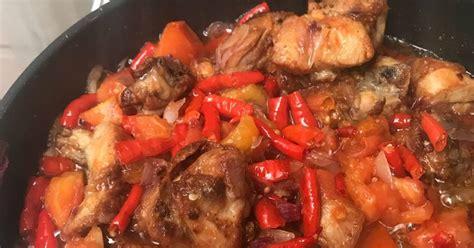 resep ayam enak  sederhana cookpad