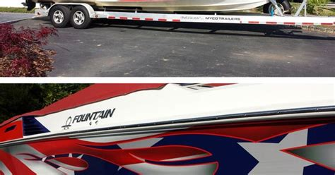 Kaos Speed Boat Power Speed Nm81m boat wrap by kaos design material used avery 1005 ezrs boat wraps