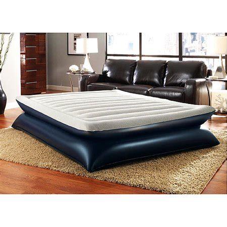 simmons beautyrest duraflex  pillowtop air bed  air