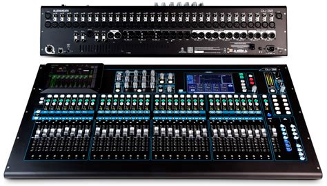 Mixer Allen Heath 32 Channel Bekas qu 32 allen heath