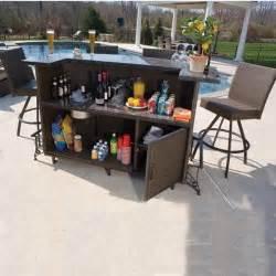 Patio Bar Furniture Clearance Outdoor Bar Sets Clearance The Interior Design Inspiration Board