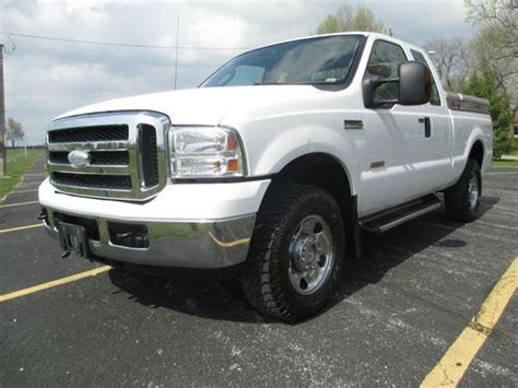 f250 short bed sell used 2006 f250 extended cab xlt powerstroke
