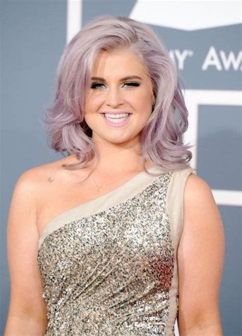 kelly osbourne lavender hair color 5 worst and best purple hair dye outcomes