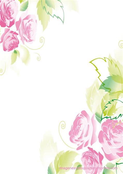 rosas para escribir rosas rosas y hojas verdes rosas rosas para imprimir