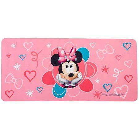 Disney Minnie Mouse Electronic Mat - disney minnie mouse tub mat walmart