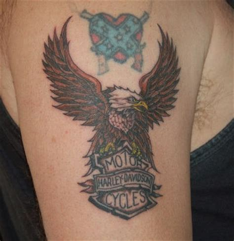 harley davidson eagle tattoo designs eagle motorcycle