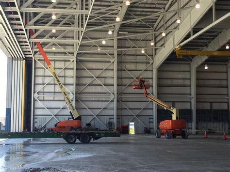 j j construction 110 aerospace drive hangar modifications wj construction