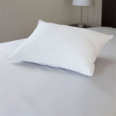 100 duck pillows feather pillow king size 100 cotton cover luxury