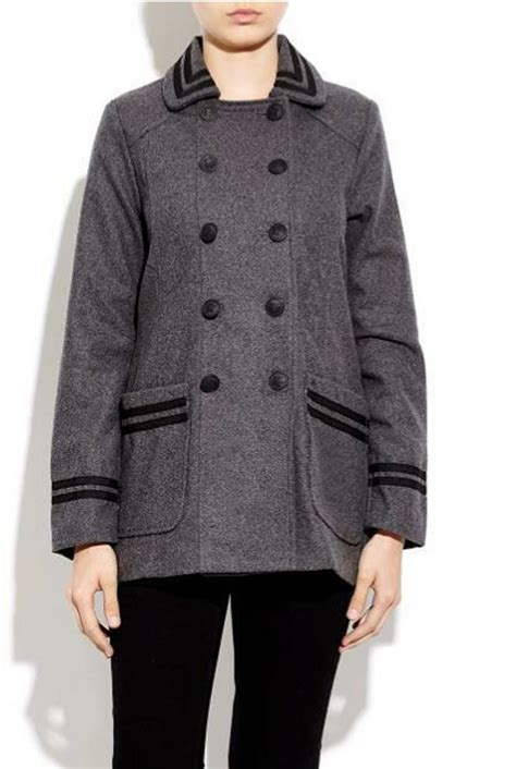 double breasted swing coat double breasted swing coat