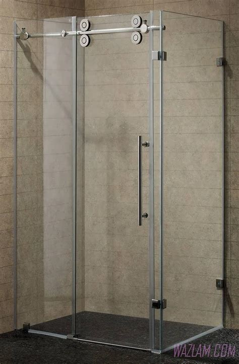 Bath Shower Doors Glass Frameless sliding glass shower doors sliding glass frameless