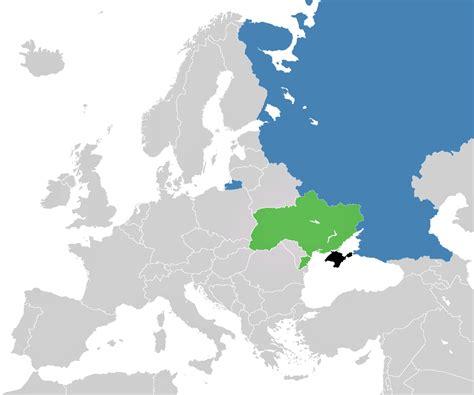 maps russia crimea file crimea crisis map alternate color for russia png