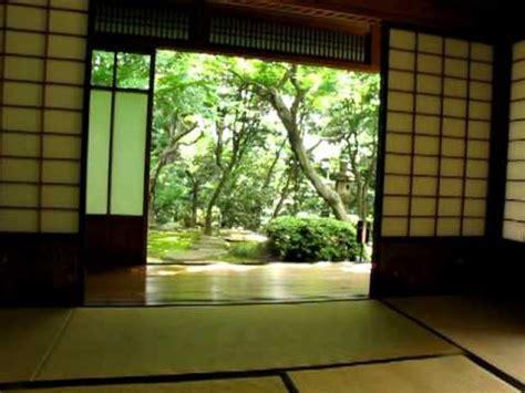 traditional japanese house youtube