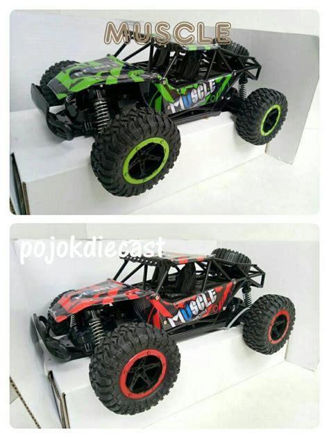 jual mainan mobil remot offroad slayer rc remote control