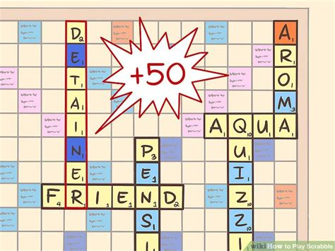 scrabble to play how to play scrabble with pictures wikihow