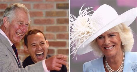 where does prince charles live prince charles and camilla can t control their giggles