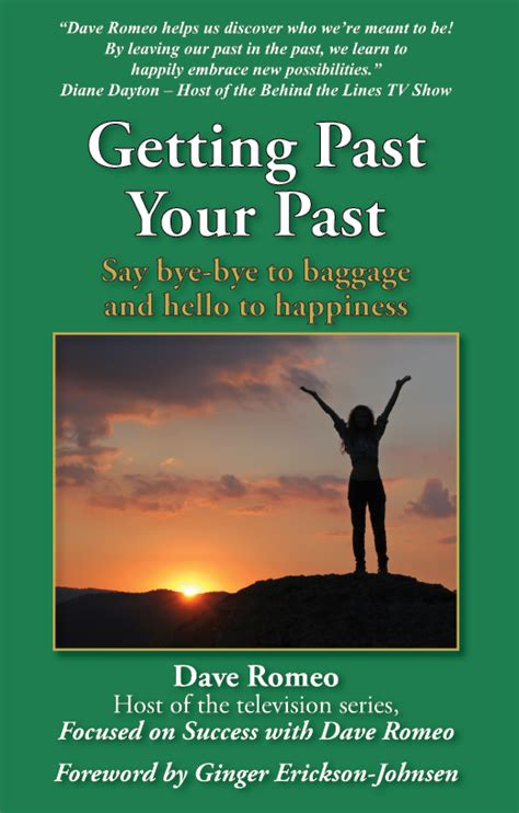 getting past your past take of your with self help techniques from emdr therapy getting past your past dave romeo seminars coaching