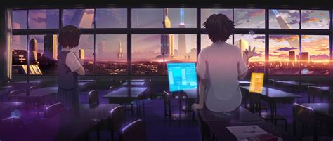 futuristic school desk futuristic pinterest magnificent panoramic view futuristic anime version