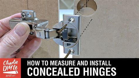 how to measure cabinet hinges how to measure install concealed hinges on cabinet doors