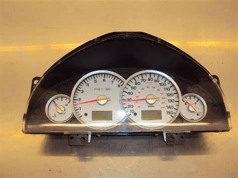 how make cars 1995 mercury cougar instrument cluster 01 02 mercury cougar speedometer gauge cluster mph 2 5l 17 whl 2002 2001 2132 257 03781 2002